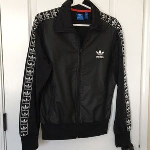 Adidas jacket  as seen on Kylie Jenner